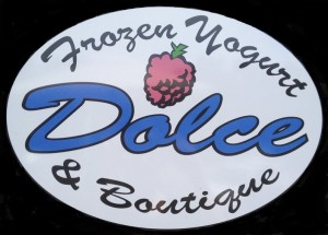 Dolce Frozen Yogurt